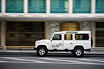 Land Rover Unveils New Electric Defender Research Vehicle
