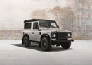 Land Rover Debuts Black Pack And Silver Pack Defenders At The 2014 Geneva International Motor Show